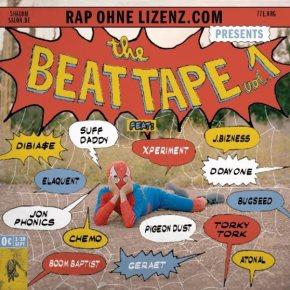 ROL-Beattape_Vol_1_Cover